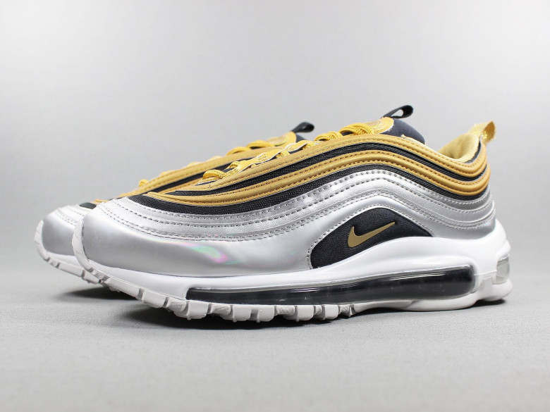 detailed look 1843f 82e66 AIR MAX 97 SPECIAL EDITION METALLIC GOLD