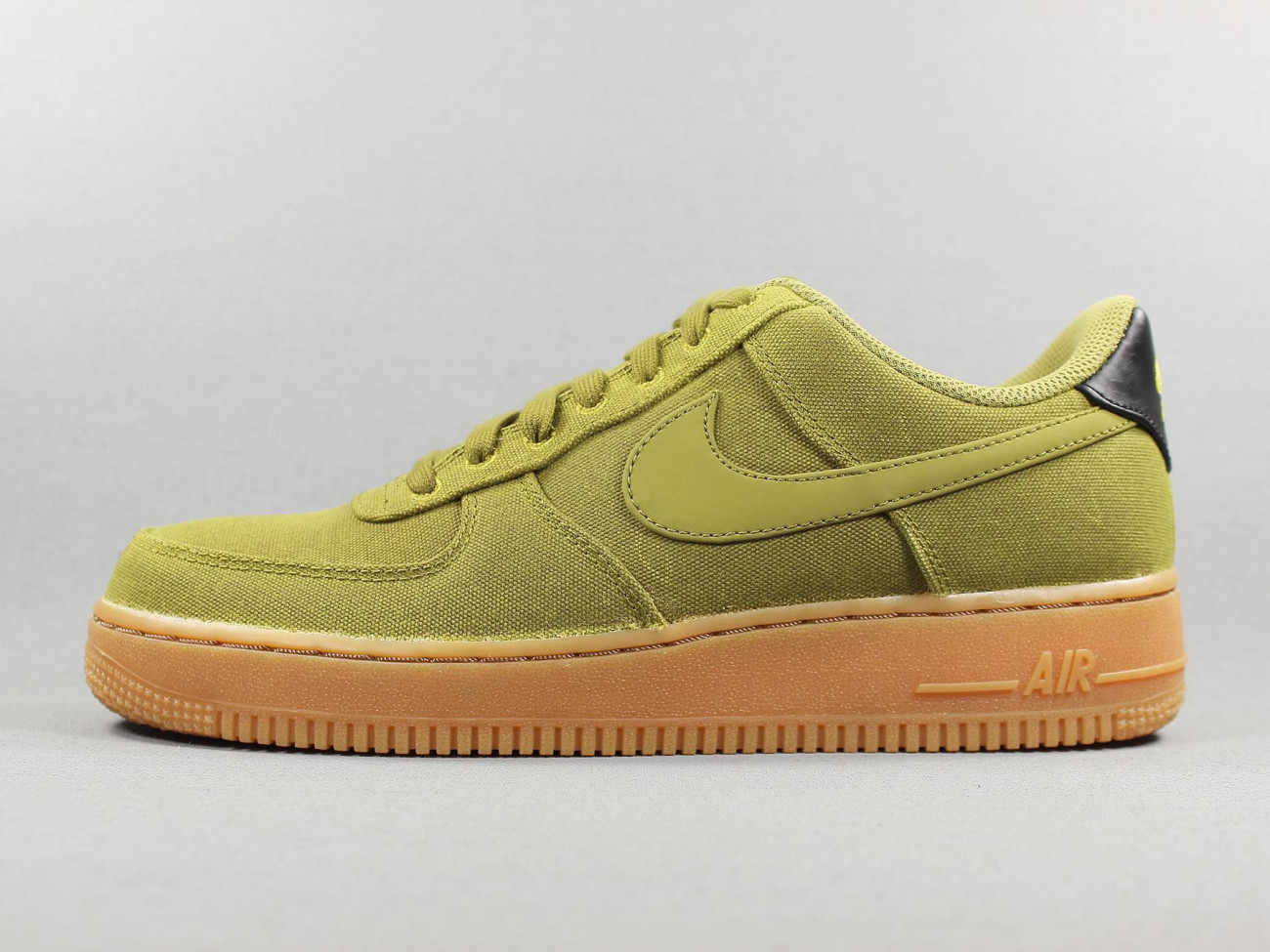 top design elegant shoes new concept AIR FORCE 1'07 LV8 STYLE CAMPER GREEN