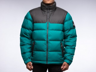 TNF 1992 NUPTSE JACKET EVERGLADE pas cher & discount