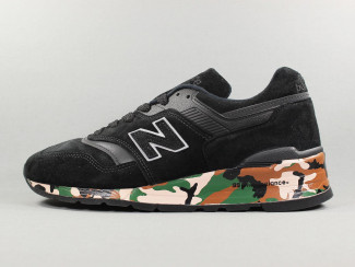 M997 CMO BLACK/GREEN  pas cher & discount