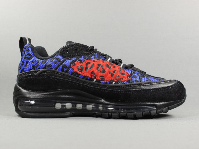 AIR MAX 98 PREMIUM BLACK LEOPARD