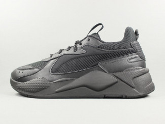 RS-X CORE BLACK-BLACK pas cher & discount