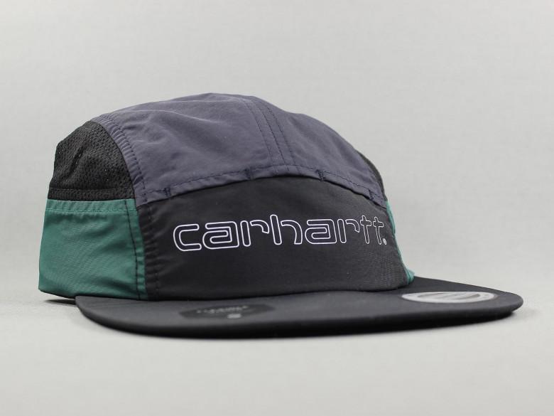 TERRACE CAP BLACK/DARK NAVY