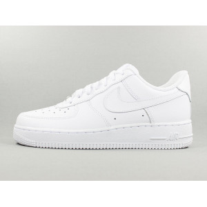 AIR FORCE 1 '07 WHITE pas cher & discount