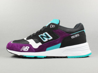 M1530 KPT 'BLACK/PURPLE/CYAN BLUE pas cher & discount