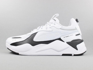 RS-X CORE WHITE pas cher & discount