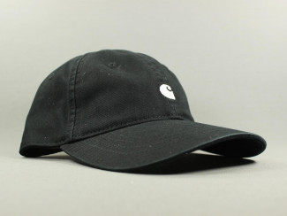 MADISON LOGO CAP BLACK  pas cher & discount