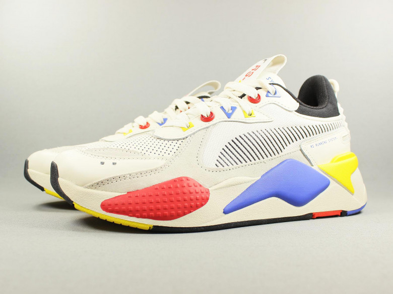 RS-X COLOUR THEORY