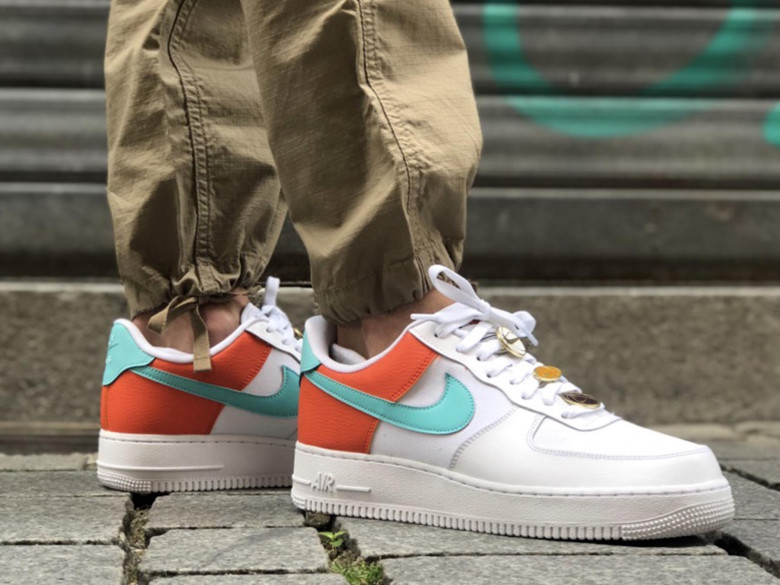 finest selection b7c02 3a731 WMNS AIR FORCE 1 '07 SE COSMIC CLAY