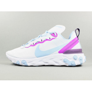 W REACT ELEMENT 55 'PSYCHIC BLUE pas cher & discount