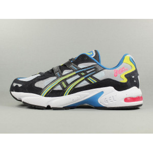 GEL KAYANO 5 OG 'GREY/BLACK pas cher & discount