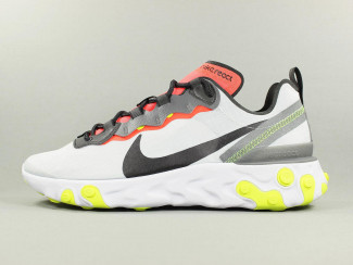 REACT ELEMENT 55 SE 'PURE PLATINUM pas cher & discount