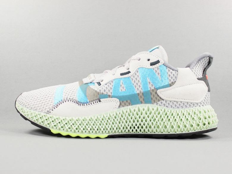 "ZX 4000 4D ""I WANT I CAN"""
