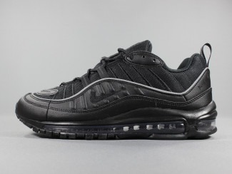 W AIR MAX 98 SHOE BLACK-OFF NOIR pas cher & discount