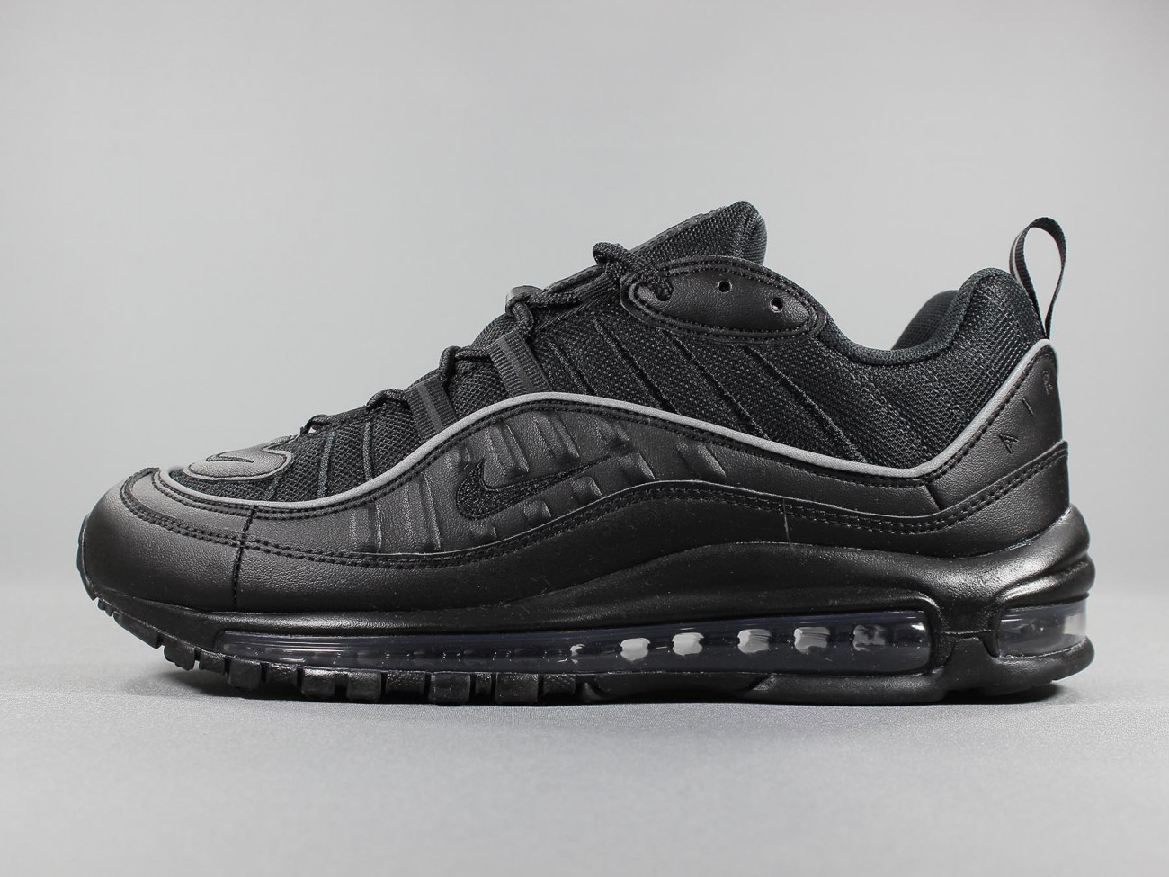 W AIR MAX 98 SHOE BLACK OFF NOIR
