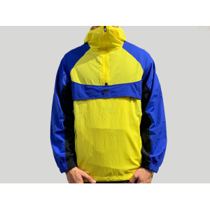 NSW RE-ISSUE JKT HOODED WOVEN YELLOW pas cher & discount