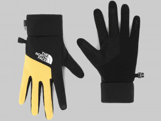 ETIP GLOVE BLACK/YELLOW pas cher & discount