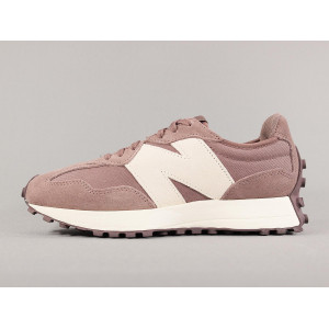 NEW BALANCE WS327FA BLACK FIG/SEA SALT pas cher & discount