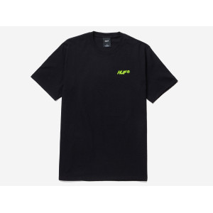 HUF I FEELS GOOD SS T-SHIRT BLACK pas cher & discount
