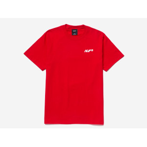 HUF I FEELS GOOD SS T-SHIRT RED pas cher & discount