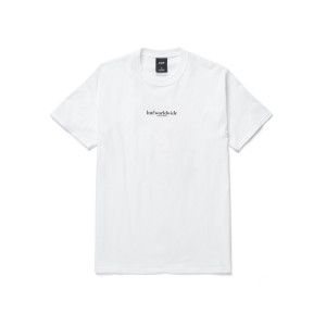 HUF NEVER YOURS SS T-SHIRT WHITE pas cher & discount
