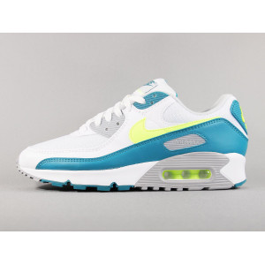 NIKE AIR MAX III WHITE/HOT LIME pas cher & discount