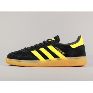 ADIDAS HANDBALL SPEZIAL CORE BLACK/YELLOW pas cher & discount