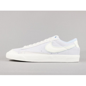 NIKE BLAZER LOW VINTAGE '77 FOOTBALL GREY/SAIL pas cher & discount