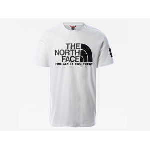 THE NORTH FACE S/S FINE ALPINE TEE 2 TNF WHITE pas cher & discount