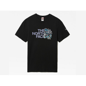 THE NORTH FACE BLACK BOX SS GRAPHIC TEE TNF BLACK pas cher & discount