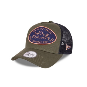 NEW ERA OUTDOOR PATCH TRUCKER NOV pas cher & discount