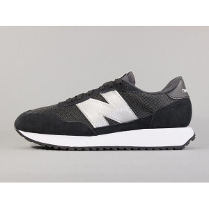 NEW BALANCE WS237CC BLACK/SILVER METALIC pas cher & discount