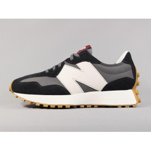 NEW BALANCE WS327KC BLACK/MOONBEAM pas cher & discount