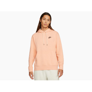 NIKE NSW HOODIE ARCTIC ORANGE/DARK SMOKE GREY pas cher & discount