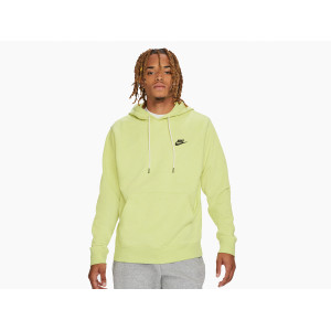 NIKE NSW HOODIE LIMELIGHT pas cher & discount