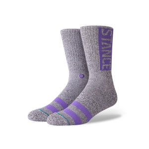 STANCE OG HEATHER GREY pas cher & discount
