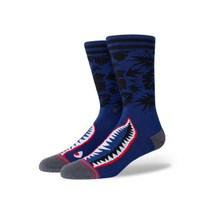 STANCE TROPICAL WARBIRD BLUE pas cher & discount