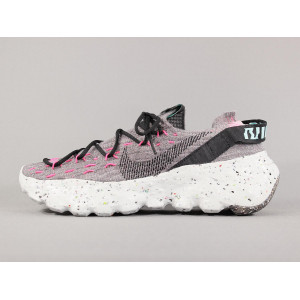 NIKE SPACE HIPPIE 04 SMOKE GREY/BLACK/PINK BLAST pas cher & discount