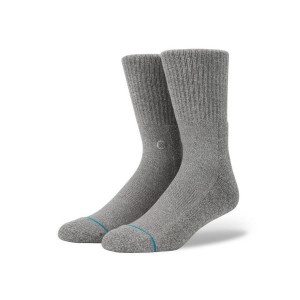 STANCE ICON GREY HEATHER pas cher & discount