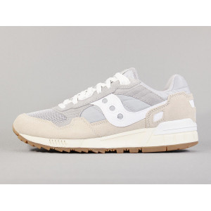 SAUCONY SHADOW 5000 VINTAGE GREY/WHITE pas cher & discount
