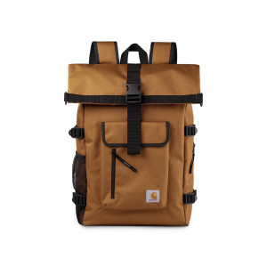 CARHARTT WIP PHILIS BACKPACK HAMILTON BROWN  pas cher & discount