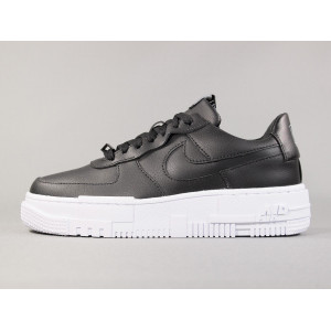 NIKE WMNS AIR FORCE 1 PIXEL BLACK pas cher & discount
