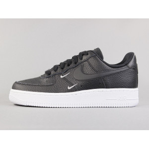 NIKE WMNS AIR FORCE 1 LOW ESSENTIAL BLACK pas cher & discount