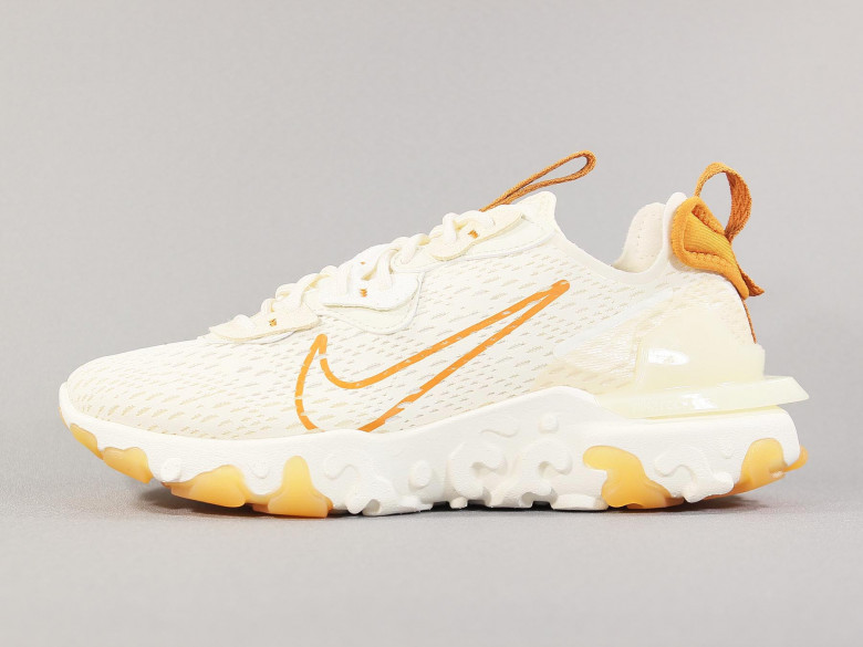 NIKE WMNS REACT VISION PALE IVORY