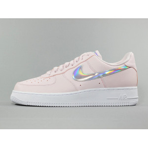 NIKE AIR FORCE 1'07 ESSENTIAL BARELY ROSE pas cher & discount