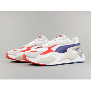 PUMA WNS MAYZE LEATHER PUMA WHITE/PUMA BLACK pas cher & discount