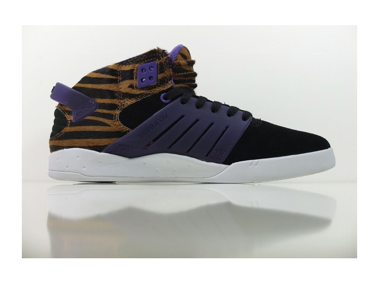 SKYTOP III BLACK PURPLE TIGER